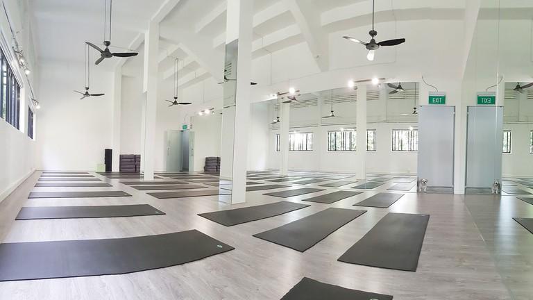 Yoga incc Studio Guillemard