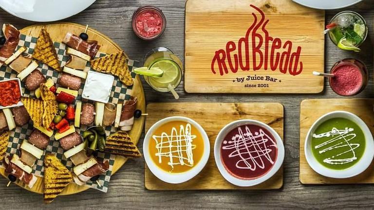 Red Bread, Belgrade