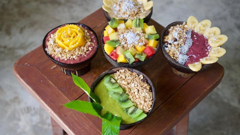 Breakfast Selections | Image Courtesy of Shaka Siargao