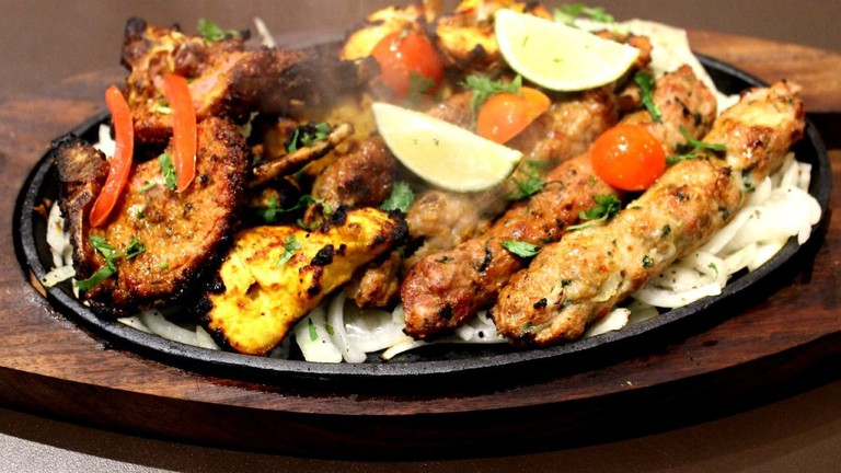 Mixed grill at Rumi by Bukhara