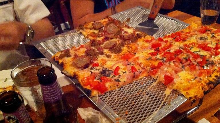 Joe Squared Pizza | © Joseph Nicolia/Flickr