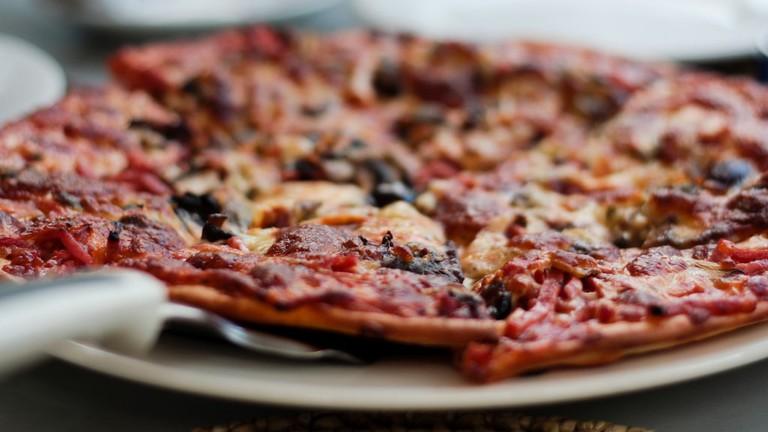 Pizza | © Matthew Kenwrick/Flickr
