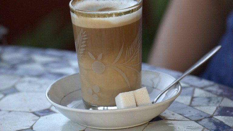 Coffee in Morocco