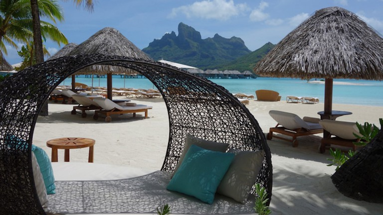 Where to relax in Bora Bora