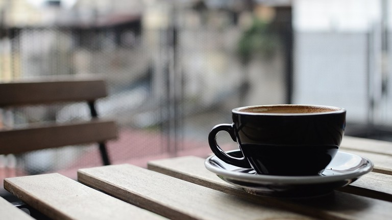 Coffee outside CC0 Pixabay