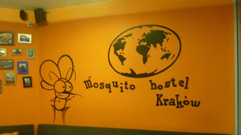 Mosquito Hostel, Kraków | © Northern Irishman in Poland