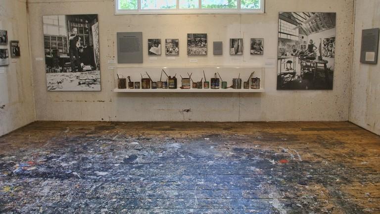 Pollock-Krasner House, East Hampton