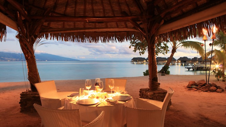 Best waterfront restaurants in French Polynesia