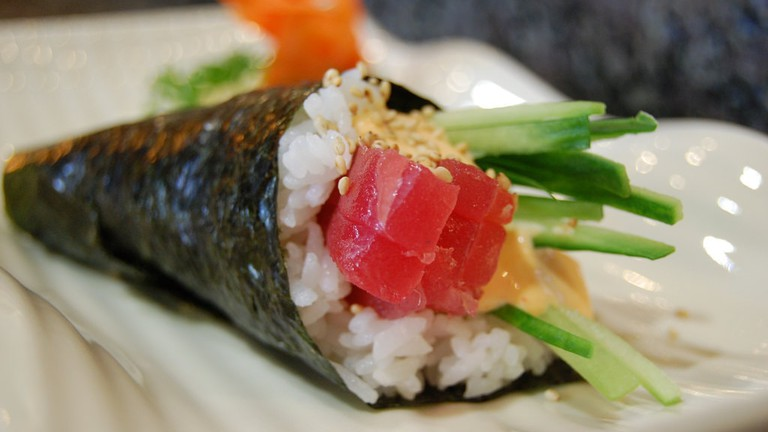 Spicy Tuna Roll |© Stu_Spivack/Flickr