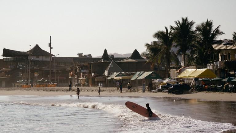 Into the surf of Mancora, Peru   Mia Spingola / ©Culture Trip