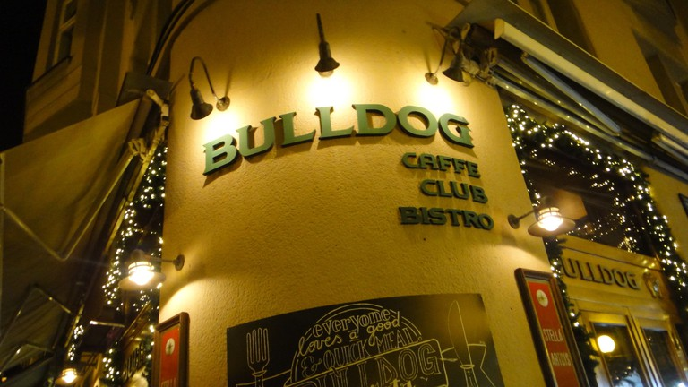 Bulldog Pub | © Peterjon Cresswell
