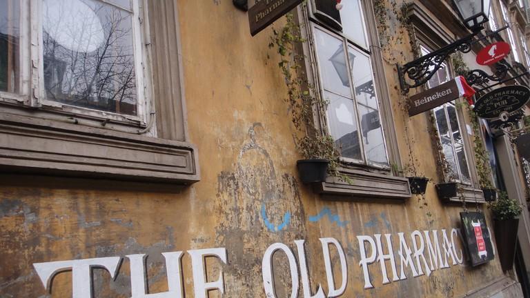 Old Pharmacy | © Peterjon Cresswell