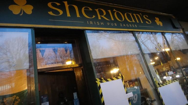 Sheridan's| © Peterjon Cresswell