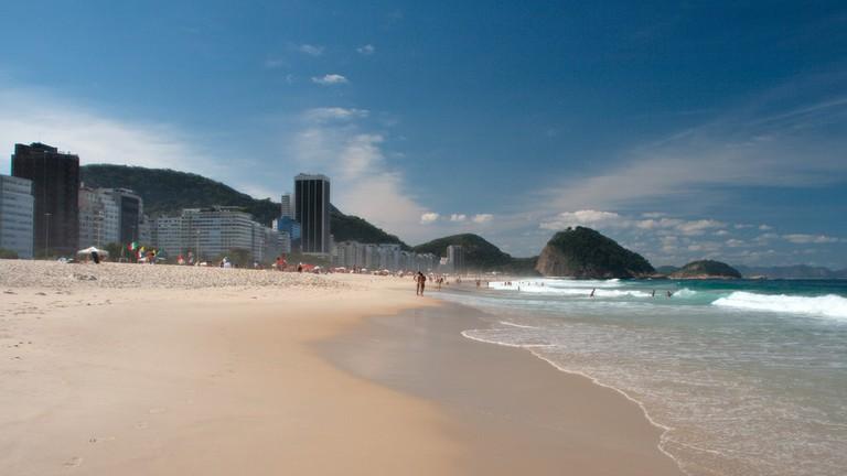 Copacabana Beach | © Christian Haugen/Flickr