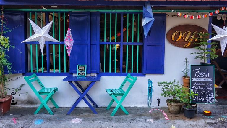 Oy's Café & Studio
