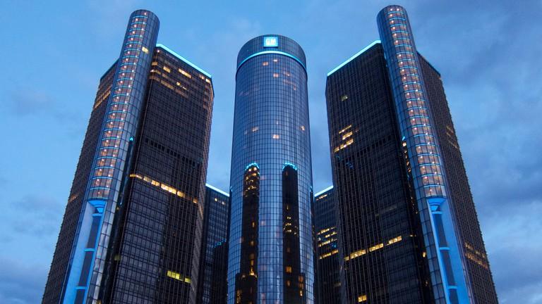 GM Renaissance Center | © BriYYZ / Flickr