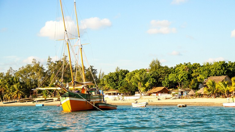 A fishing village in Madagascar CC0 Pixabay