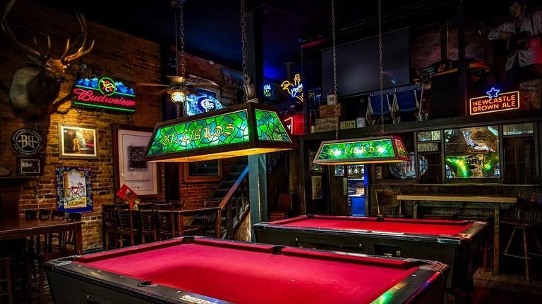 Enjoy the bar games CC0 Pixabay