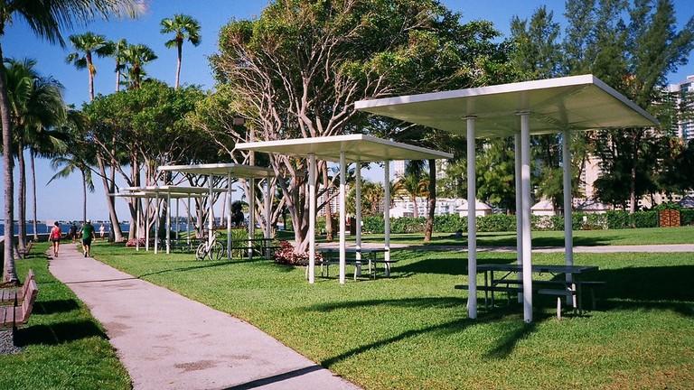 Brickell Key Park