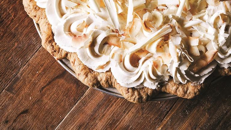 Coconut Cream Pie | Courtesy of Dahlia Bakery