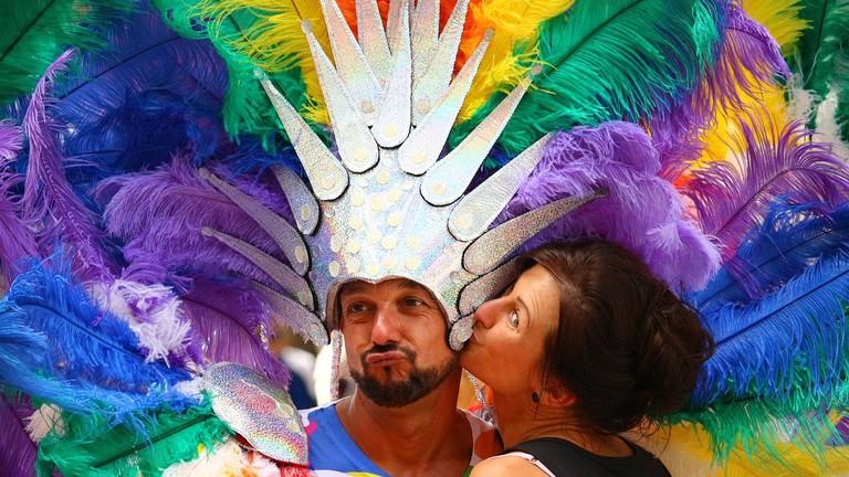 Carnival week is always fun in Sitges CC0 Pixabay