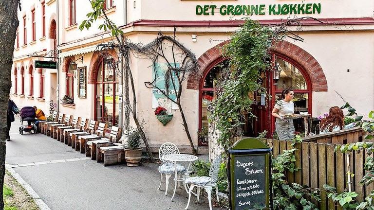 Det grønne kjøkken } Courtesy of Det grønne kjøkken