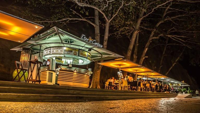 Kiosk Espetto Carioca in Leme | Courtesy of Kiosk Espetto Carioca