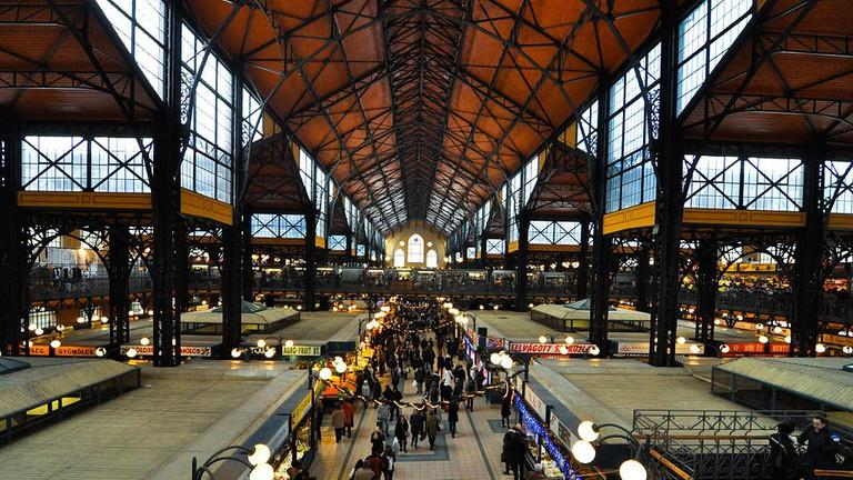 Great Market Hall, Vámház körút