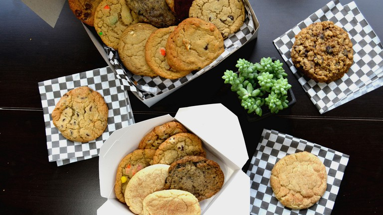 Cookie Assortment | Courtesy of Midnight Cookie Co.