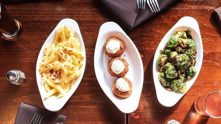 Mimi Blue Meatballs Vegetarian Options | Courtesy of Mimi Blue Meatballs