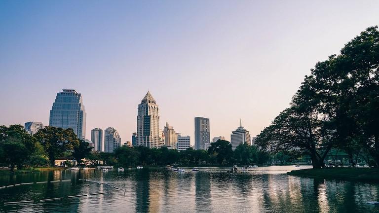 Relax on the edge of Bangkok CC0 Pixabay