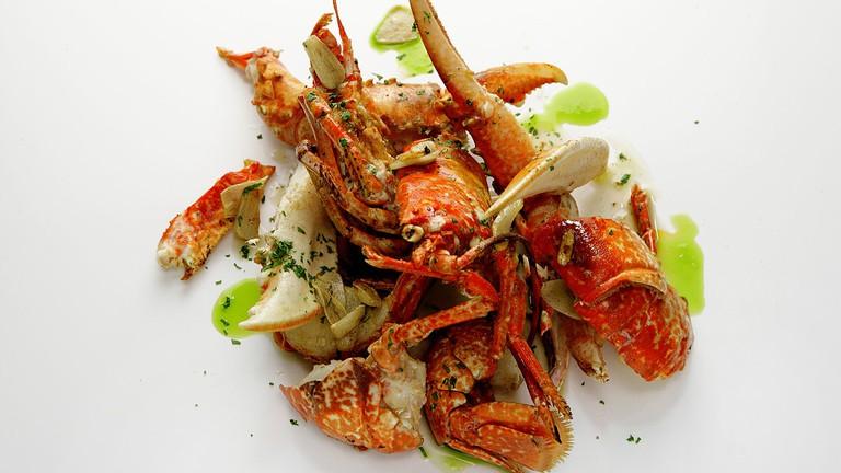 Lobster at the Rías de Galicia | Courtesy of Rías de Galicia