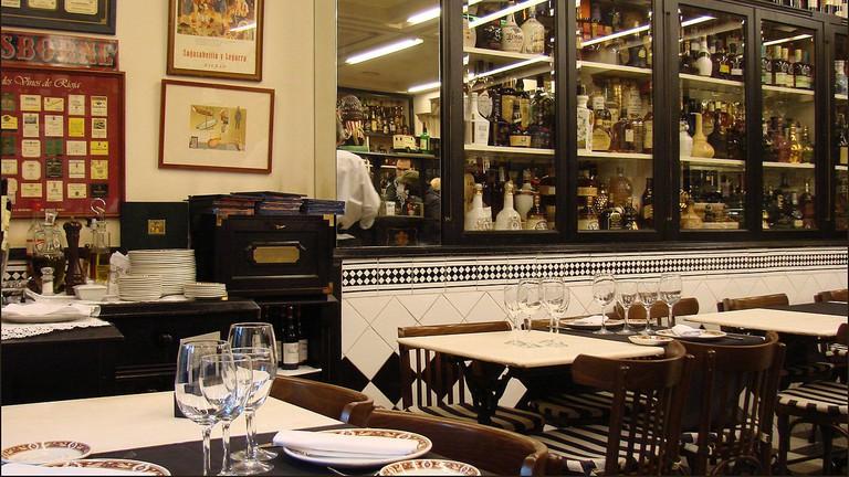 Restaurante Víctor Monte, Bilbao