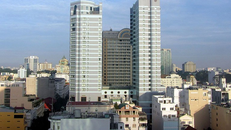 Towers of the Sheraton Hotel | © RThiele/WikiCommons