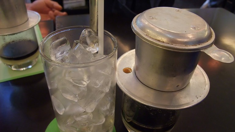 Traditional Vietnamese Coffee | © Yun Huang Yong/Flickr