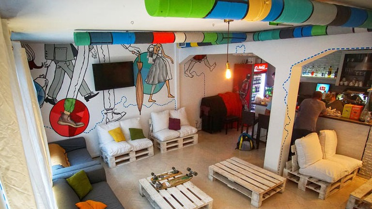 Whole Wide World Hostel & Bar | Courtesy of Hostelworld