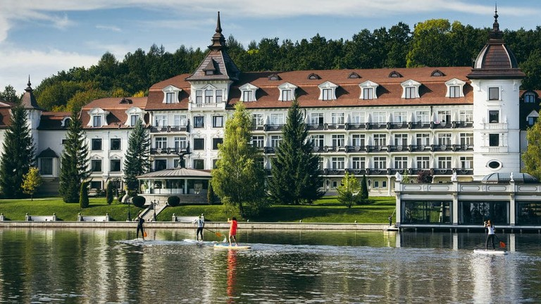 Edem Resort & SPA, Strilky