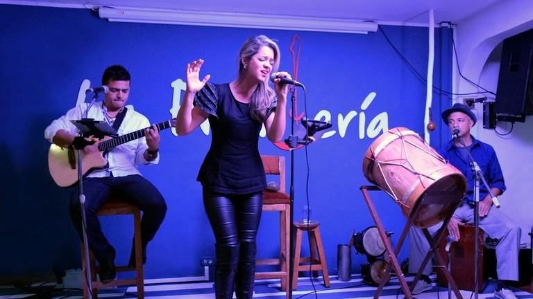 Live Music at the La Prendería
