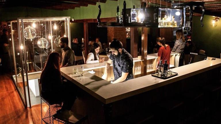 Cocktail Bar at La Belle