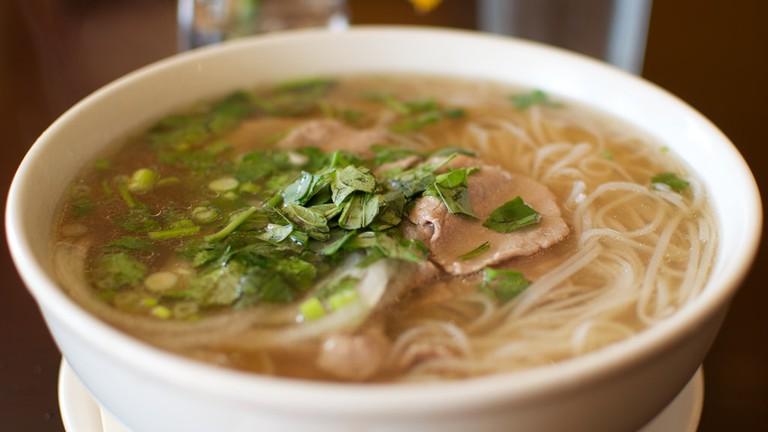 Pho soup © Ducson Nguyen