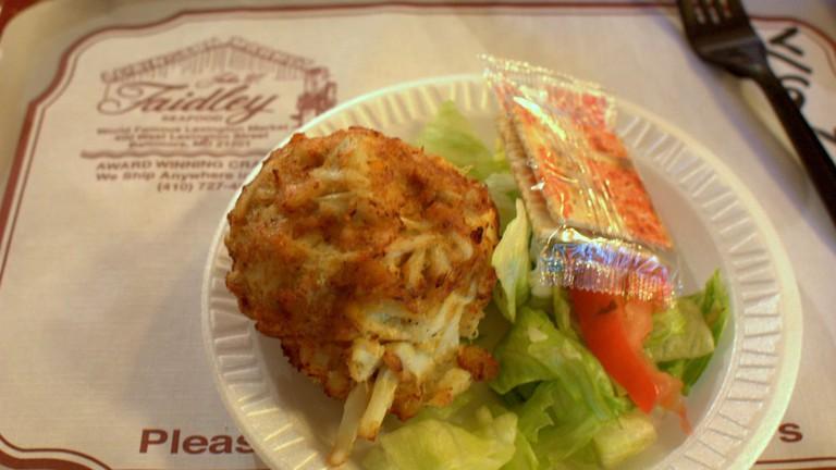Faidley Seafood |© Krista/Flickr