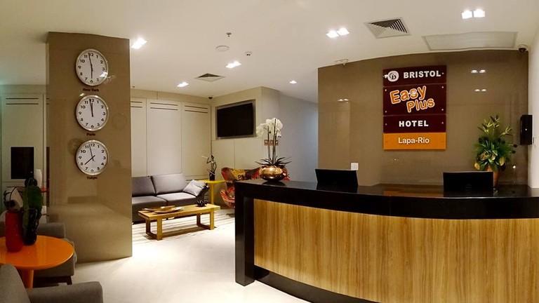 Bristol Easy Plus Hotel - Lapa Rio, Rio de Janeiro