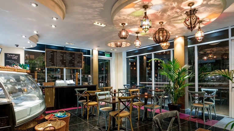 Café Fumée, Southampton