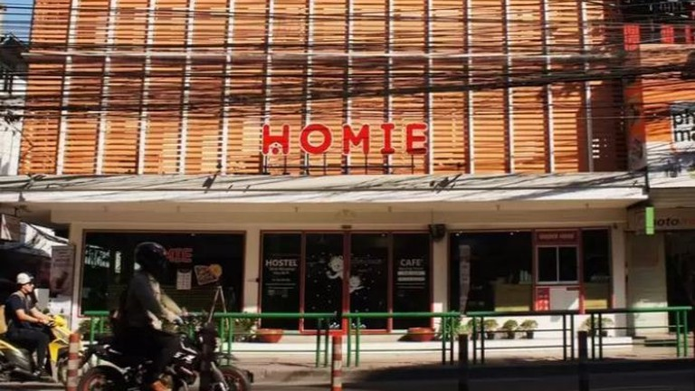 Homie Hostel & Cafe, Bangkok