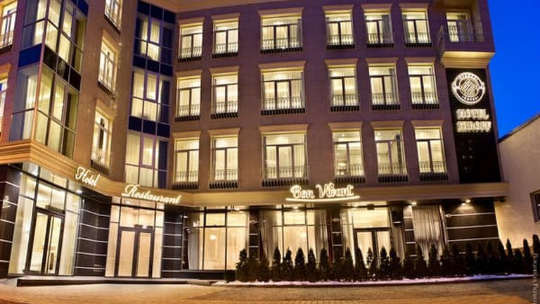 hotel Kiroff