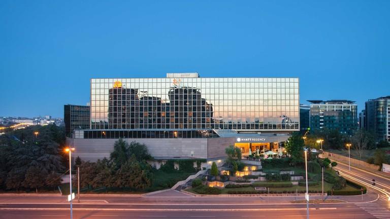 A monolith in New Belgrade | © Hyatt Regency Belgrade/Hotels.com