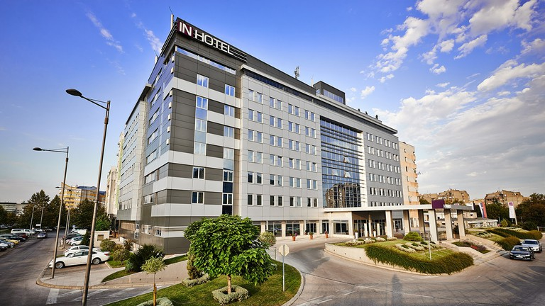 IN Hotel Belgrade | ©IN Hotel Belgrade/Hotels.com