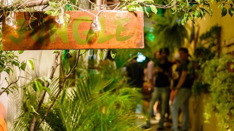 Jungle Garden Pub, Rio de Janeiro