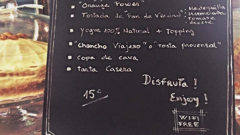 La Clandestina Café, Zaragoza