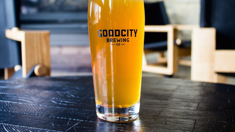 Craft Beer in Milwaukee | Courtesy of Good City Brewing